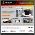 AirFlow Galway Web Site Design