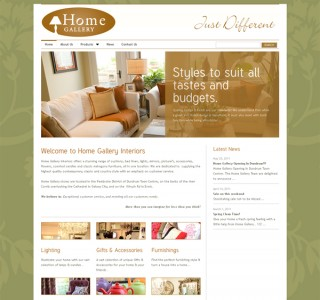 Home Gallery Galway Web Designers