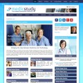 Medicstudy Galway Logo & Website Design