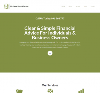 Orla Murray Financial Services Galway – Financial Advice Pensions Life Assurance Galway