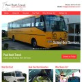 Paul Nash Travel Ireland Logo Design and Website