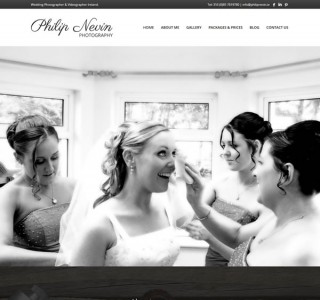 Philip Nevin Web Design Clare