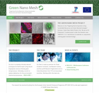 green nano mesh nui galway website ireland