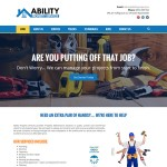 Ability Property Maintenance Web Design Galway Ireland