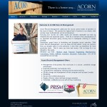 Acorn Website Design Galway