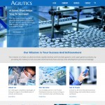 Agiutics Galway Logo & Website Design Ireland