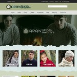 Aran Islands Sweaters Ecommerce Website Design Galway