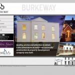Burkeway Construction Galway Web Site Design