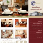 Centerpoint Galway Website Design