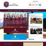 Coláiste Bhaile Chláir Web Design Galway