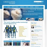 Creganna-Tactx Medical Galway Website Design