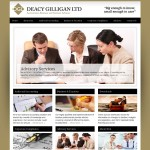 Deacy Gilligan Website Design Galway