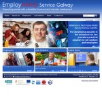 Employability Service Galway Web Design