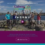 Galway City Cycle Web & Logo Design