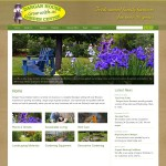 Galway Garden Centre Website Design