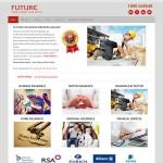 Galway Insurance Broker Website Design Galway