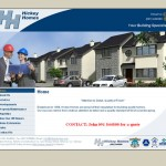 Hickey Homes Galway Web Site Design