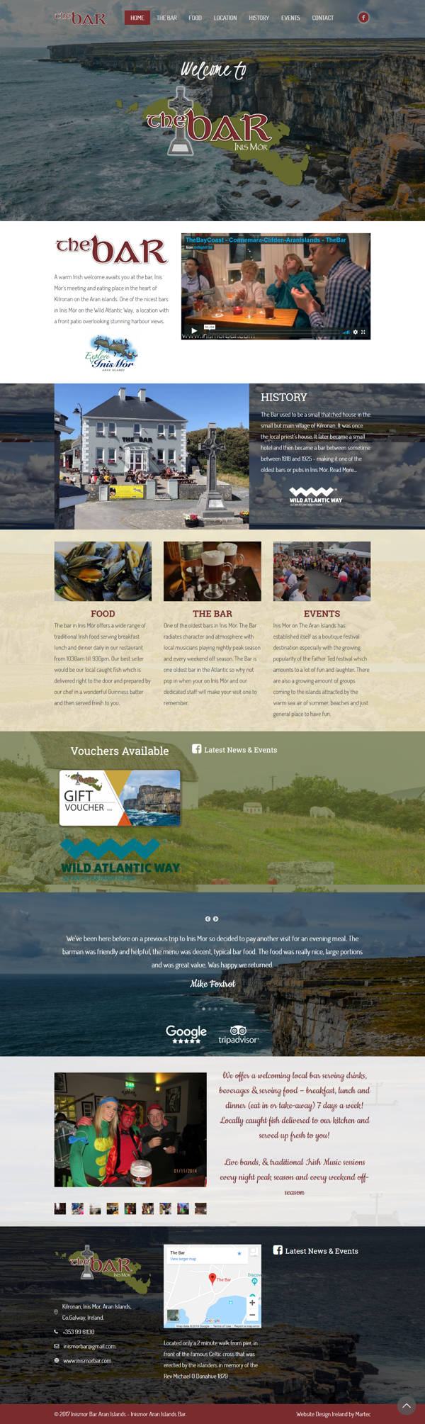 Inismor Bar Aran Islands – Inismor Aran Islands Bar