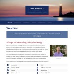 Joe Murphy Counselling and Psychotherapy Website Galway