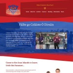 Odirean Summer Irish Courses Web Design Galway
