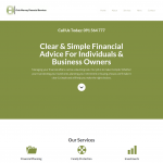 Orla Murray Financial Services Galway – Website Design Galway
