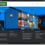 Passive House Builders   Website Design Galway