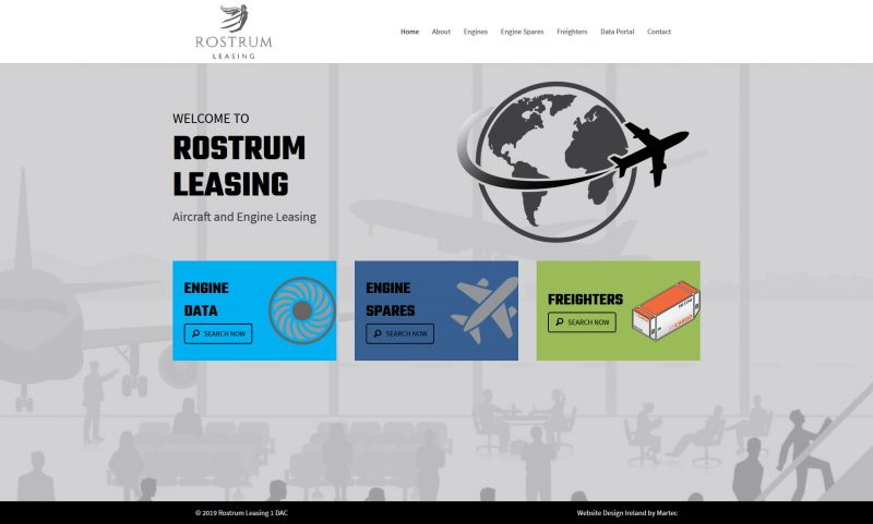 Rostrum Leasing – Aircraft Leasing Ireland
