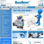 Sanserv Galway Ecommerce Website Design