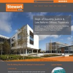 Stewart Construction Web Design Galway