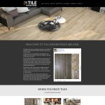 Tile Superstores Web Design Galway